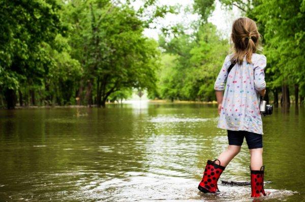 Les bottes lumineuses pour les enfants
